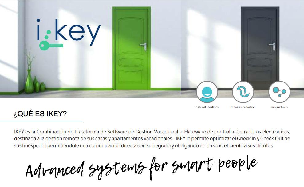 i-key.es CAITBA. Sistemas de accesos y video-vigilancia