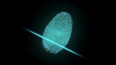 Sistema de acceso biométrico. Caitba